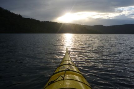 Sunrise Berowra Waters
