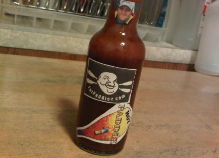 Fat Paddler Hot Sauce! New York, USA - @missboobiething
