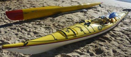 Fenn XT Mako and Boréal Nanook - Balmoral Beach, Sydney