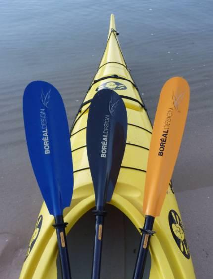 Boréal Design Paddles - Orca | Archipel | Aloonaq