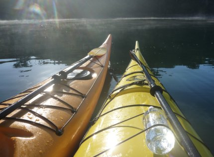 Paddle with a friend - guaranteed Good Times!