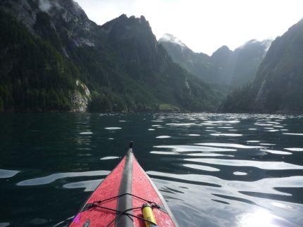 Amazing coastline, Resurrection Bay Alaska