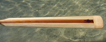 CohoKayak Greenland Paddle - beautiful