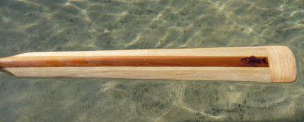 CohoKayak Greenland Paddle - beautiful