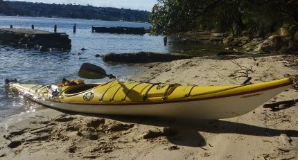 Fat Paddler's kayak needs a name!