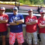 Team Fat Paddler - Let's Ride!