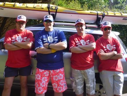 Team Fat Paddler - Let's Ride!