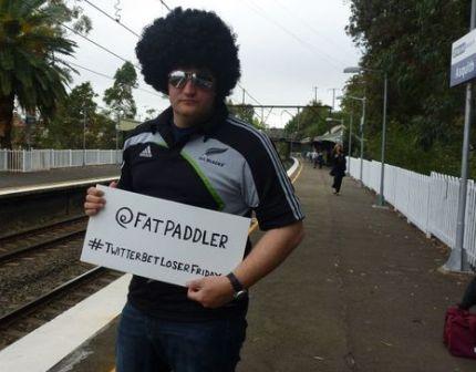 Train to the city - choice, eh bro!