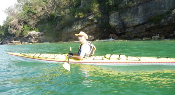 The Kayak Kowboy - Alan