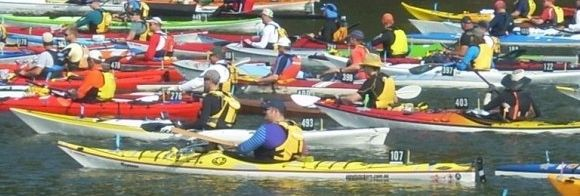 Paddle events are fun! (Hawkesbury Classic 2009)