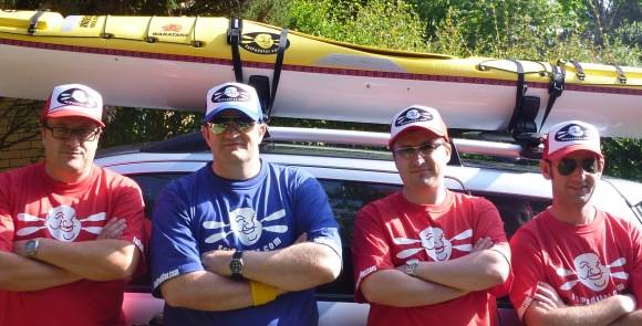Team Fat Paddler - Official Photo