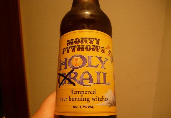Hmmmm, Holy Ale!