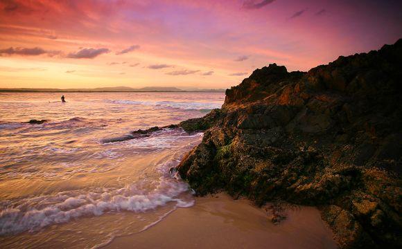 Byron Bay, Northern NSW (Flickr Credit: dan.proud)