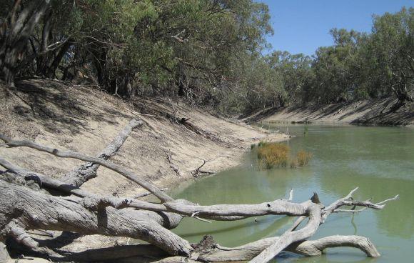 Darling River, NSW Outback (Flickr Credit: Parkaboy)