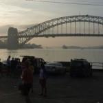 Sydney Harbour at Dawn