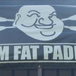 Thanks to everyone who donated from Team Fat Paddler!
