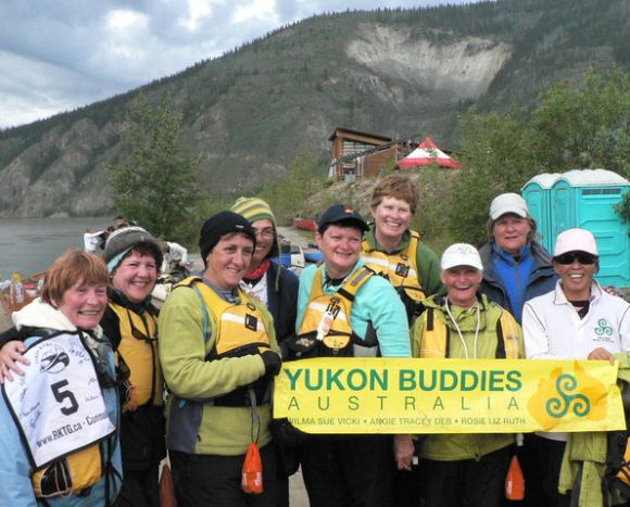 Yukon Buddies - awesome effort!