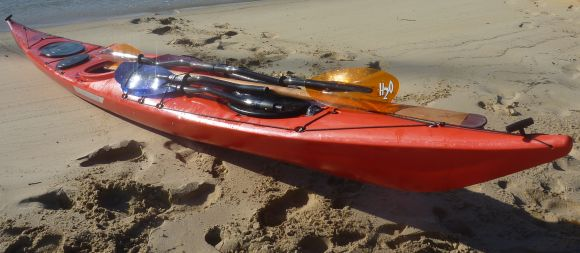 H2O Crystal-X - great looking paddles