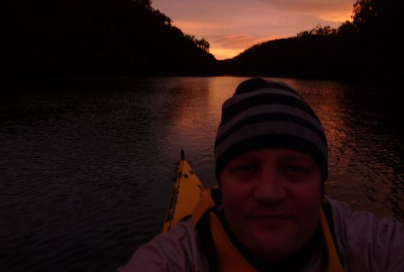 Incredible dawns on the Berowra Gorge