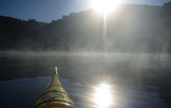 Misty mornings on Bantry Bay
