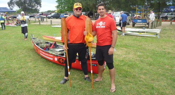 Two Hawkesbury Canoe Classics