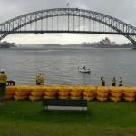 2011 Lifestart Kayak for Kids - not quite as sunny as last year