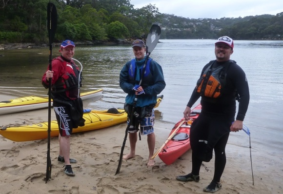 All paddlers are different, but shared experiences transcend differences