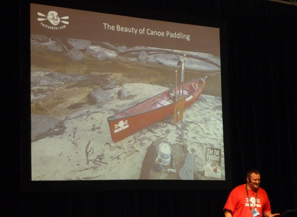 Speaking about all types of paddling, from sit on tops to canoes to sea kayaks and skis