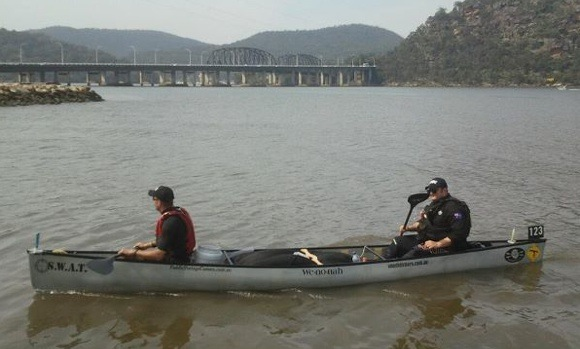 FP finally beats the Classic in a canoe, finishing in 17hrs 52mins.