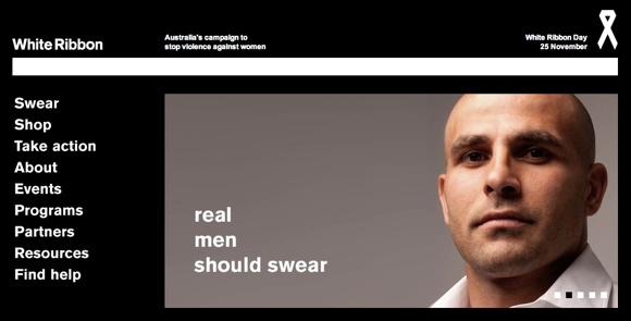 White Ribbon Day - Stopping Violence Towards Women