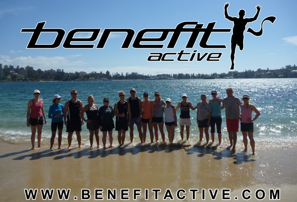 Benefit Active - Paddling fun and exercise on Sydney Harbour