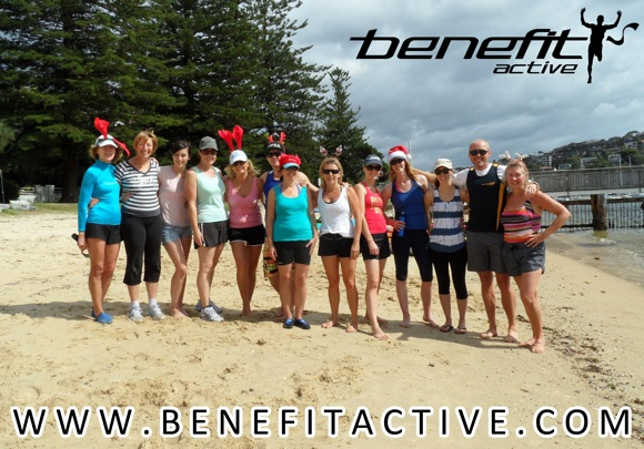 Benefit Active - combining exercise with the great outdoors and great people