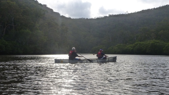 Paddlers of any physical condition can enjoy the outdoors in a canoe