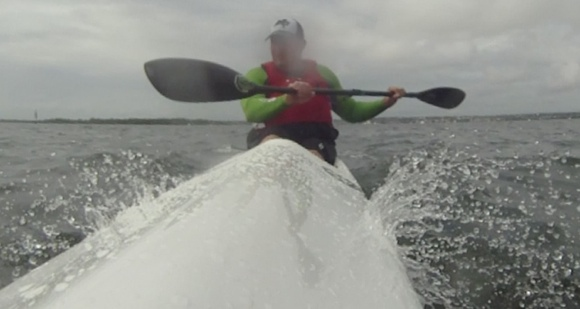 Footage from the GoPro. Running the lumps, hell yeah!