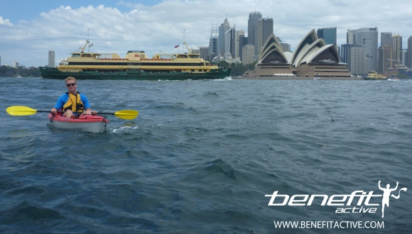 The Opera House, the Harbour Bridge, and even the Manly Ferry. Paddle past Sydney landmarks!