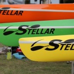 Stellar skis still come in white, but also come in a great range of colours as well