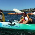 After a Dawn Service with diggers, paddling is a great way to spend the rest of ANZAC Day