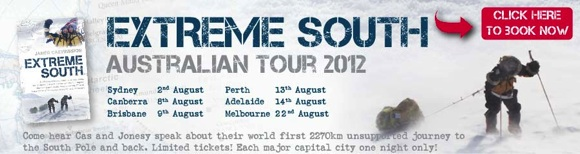Extreme South - The Australian Tour
