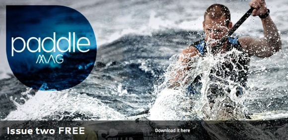 Paddlemag - A brilliant new multi-discipline paddlers e-Magazine