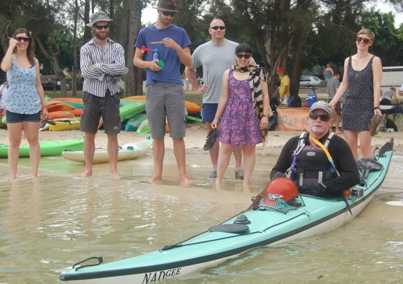 Amongst a small gathering of friends, Jason departed the beach at Rose Bay, Sydney on 12th January 2013