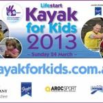 Lifestart Kayak for Kids 2013