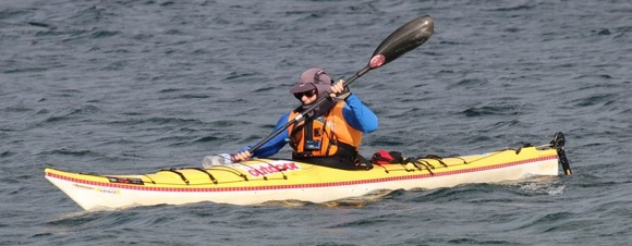 "TFP member Ben Eagleston: ""toughest paddle of my life"""