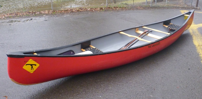 Plastic Fantastic! The Wenonah Prospector 16 from Paddle & Portage Canoes
