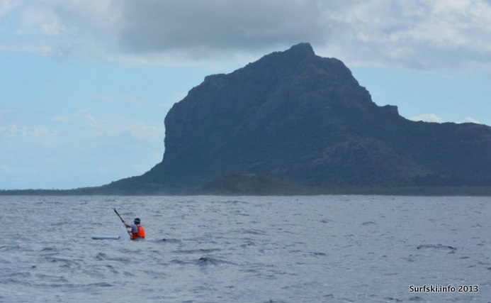 The infamous Le Morne (Img credit: Rob Mousley)
