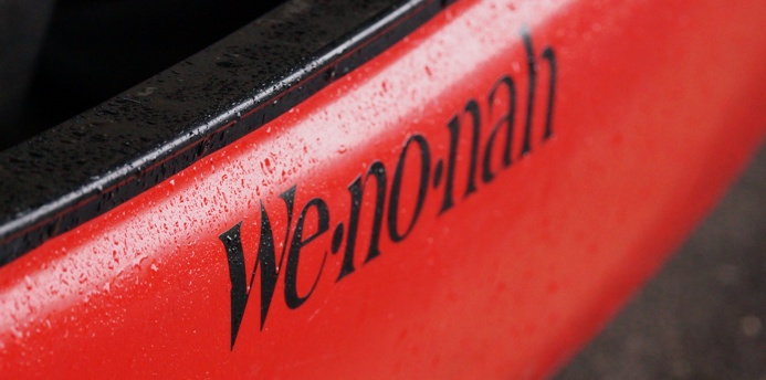 Wenonah Canoes for white water