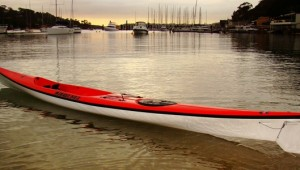 The Mirage 583 Freeride sea kayak
