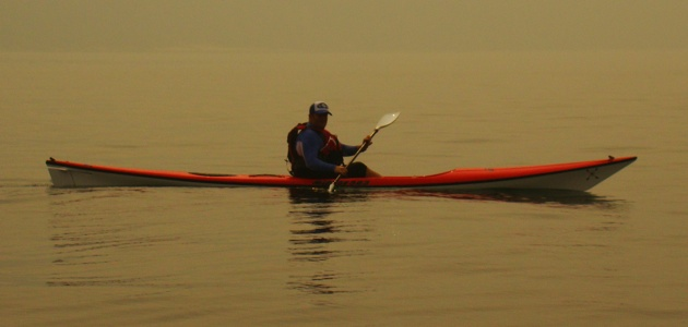The Mirage 583 Freeride Sea Kayak - a new kayak for  a new category of paddling