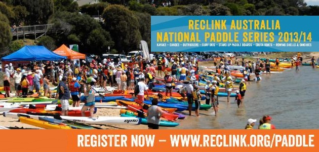 Reclink Australia National Paddle Series