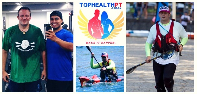 Fat Paddler talks about weight loss, nutrition and training to be a better paddler
