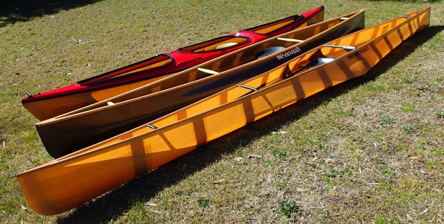 Wenonah solo canoes